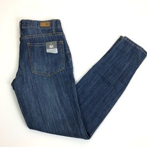 rsq jeans chelsea girlfriend distressed Size 0